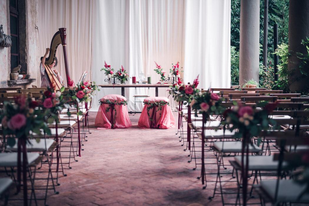 Making of – Matrimonio Castello Quistini
