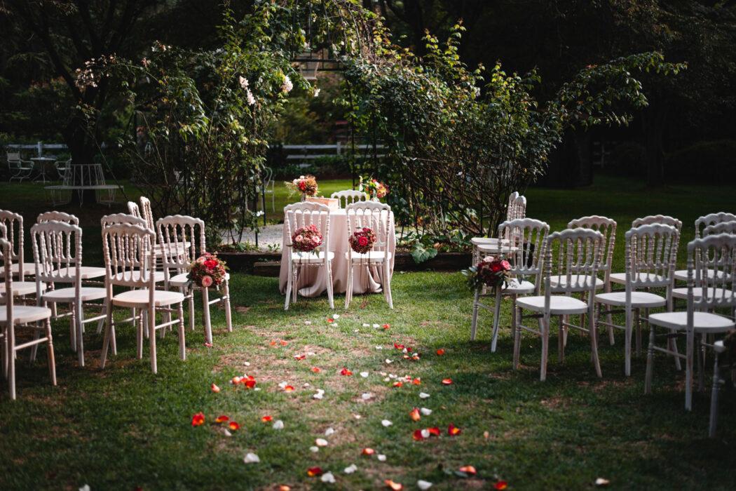 Making of – Matrimonio Jardin a Vivré